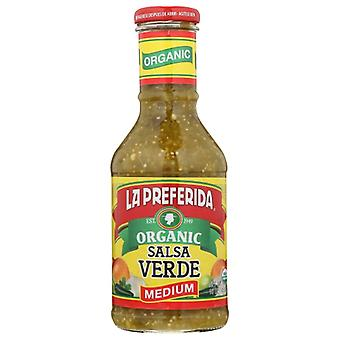 La Preferida Salsa Verde Organic, Case of 12 X 16 Oz