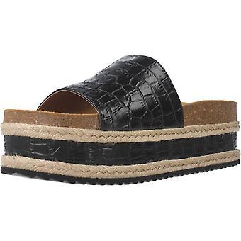 Sandales jaunes Tanzanie Couleur noire