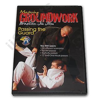 Maîtriser la base Jiu Jitsu Passing Guard #4 Dvd Lira -Vd7021A