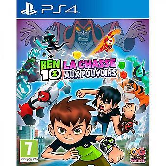 Ben 10 - Powers Hunt Ps4 Game