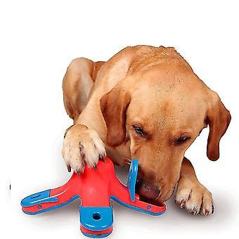 كيبل قطرة علاج لعبة التفاعلية موزع الكلب الغذاء