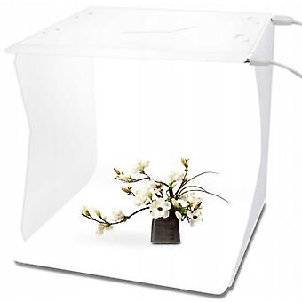 30cm Double Lamp With Portable Studio Photography Table