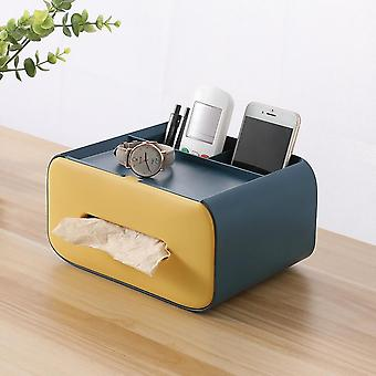 Tissue Box, Watch Phone Glasses, Organizer, Dressing Room, Home, Storage Boxes, Living Room, Paper Drawer