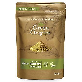 Organic Hemp Protein Powder - 100 grams