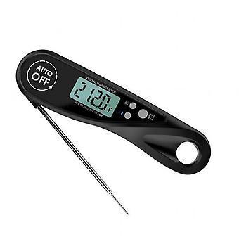 Meat Thermometer Dual Probe Waterproof Thermometer For Oven Safe