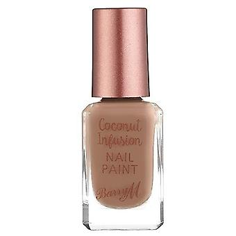Barry M # Barry M Coconut Infusion Nail Paint - Boardwalk DISCON #
