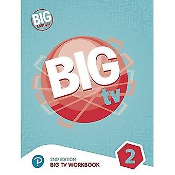 Big TV 2 Workbook (Big English)