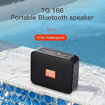 Tf Fmラジオ内蔵マイク付き携帯電話用2021ミニポータブルBluetoothスピーカー小さなワイヤレスミュージックコラムサブウーファーUSBスピーカー
