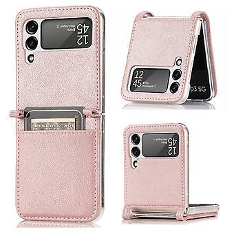 Geeignet für Samsung Galaxy Z Flip 3 5g Pc Phone Case / Multicolor Matte Phone Case