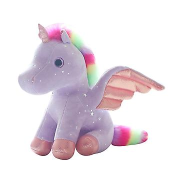 Plush Unicornsoft And Cuddly Unicorn Stuffed Animal