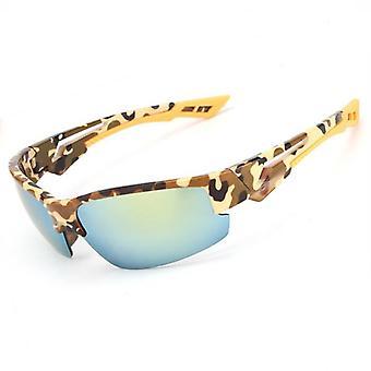 Kvinnor Retro Vintage Solglasögon Leopard Ben