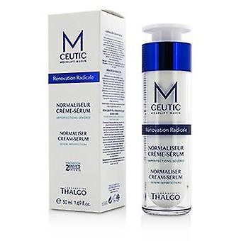 Thalgo Mceutic Normalizer Cream-serum - 50ml/1.69oz