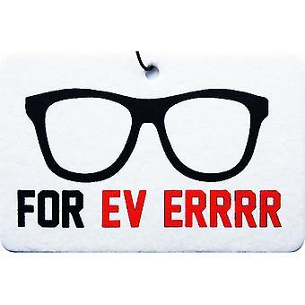 Voor Ev Errrr auto luchtverfrisser