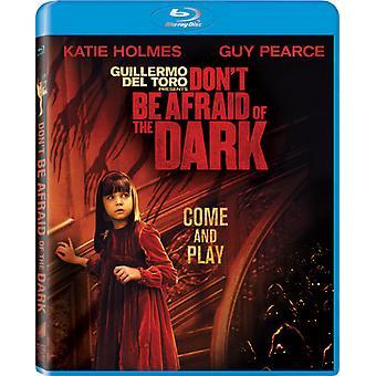 Não estar com medo de escuro (2011) [BLU-RAY] EUA importação