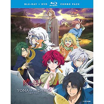 Yona of the Dawn: Part Two [Blu-ray] USA import