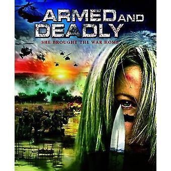 Aseellinen & tappava (alias tappava sulkeminen) [Blu-ray] USA tuonti