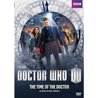 Doctor Who - Doctor Who: The Time av läkare [DVD] USA import