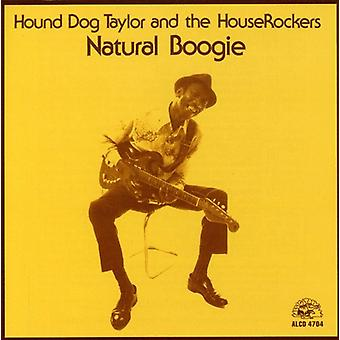 Importación de Hound Dog Taylor - Boogie Natural [CD] Estados Unidos