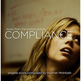 Heather McIntosh - Compliance [CD] USA import