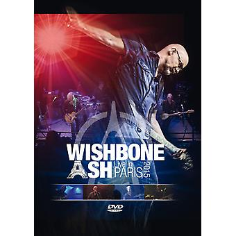 Wishbone Ash - Live in Paris 2015 [DVD] USA import