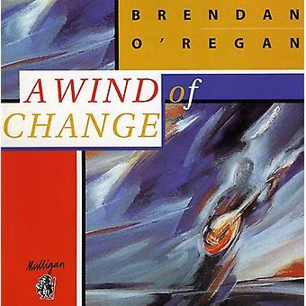 Brenden O'Regan - Wind of Change [CD] USA import