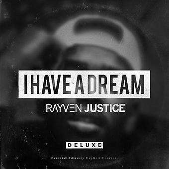 Rayven Justice - I Have a Dream [CD] USA import