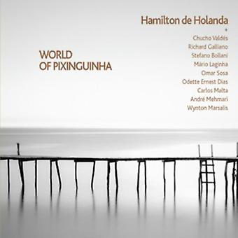 Hamilton De Holanda - värld av Pixinguinha [CD] USA import