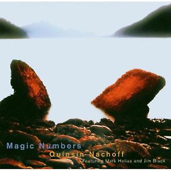 Quinsin Nachoff - Magic Numbers [SACD] USA import