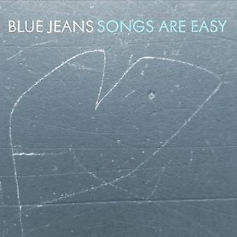 Blue Jeans - Songs Are Easy [CD] USA import