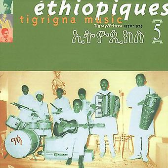 Ethiopiques - Vol. 5-Ethiopiques: Tigrigna Music [CD] USA import