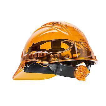 Portwest - Site Safety Workwear Peak View Hard Hat