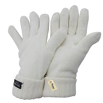 FLOSO Ladies/Womens Thinsulate Winter Knitted Gloves (3M 40g)
