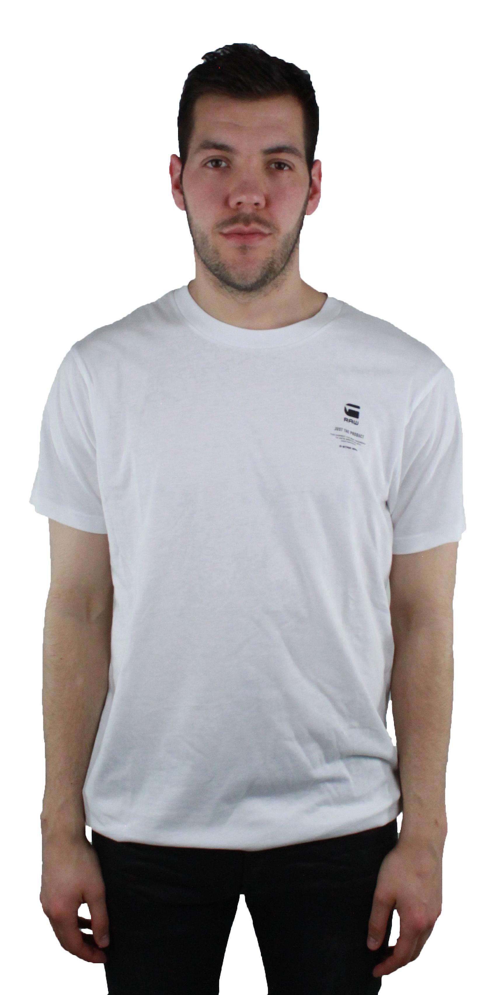 G-Star Brandan OT R T  D02669.8415.110 T-Shirt