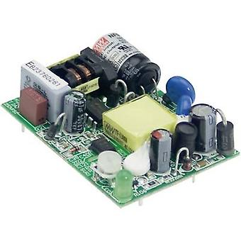 Keskimääräinen hyvin NFM-05-12 AC/DC PSU-moduuli (avoin runko) 12 V DC 0,42 A