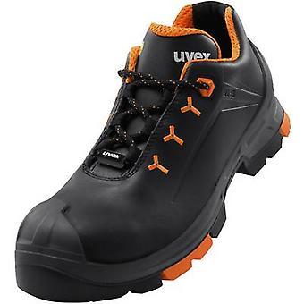 Uvex 2 6502242 Calzado protector S3 Tamaño: 42 Negro, Naranja 1 Par