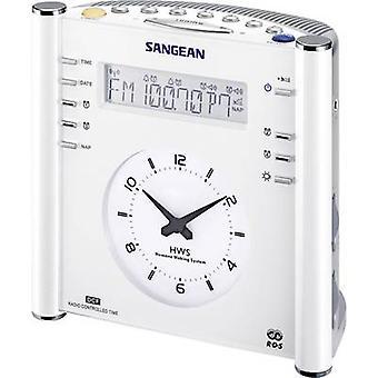 Sangean Atomic 30 wekker radio FM, AM AUX wit