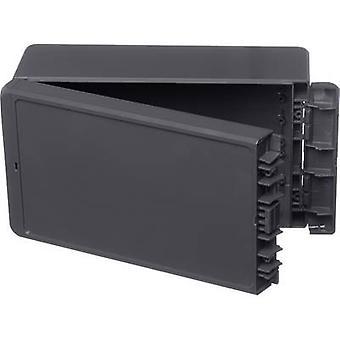 Bopla Bocube B 221309 ABS-7024 Carcasă montare pe perete, Consolă montare 125 x 231 x 90 Acrylonitril butadienă stiren Gri grafit (RAL 7024) 1 buc(e)
