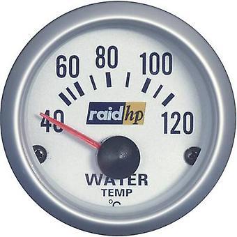 raid hp 660220 Water Temperature Gauge 40 - 120°C voltage12V