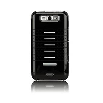 Ventev ECOPhone Case/Cover CZL2398V for LG Viper 4G LTE (Black)