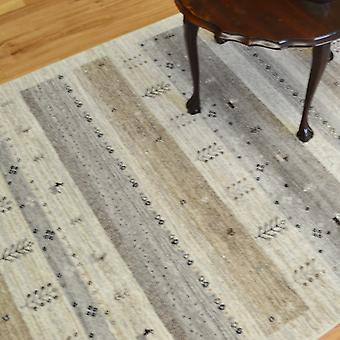 Nomad Rugs 26001 6262 In Beige And Grey