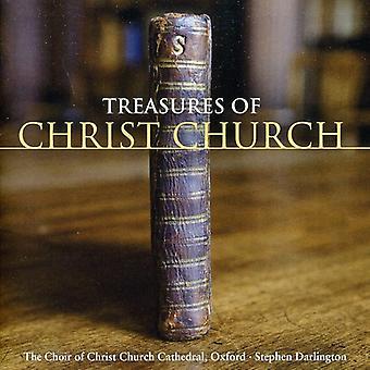 Choir of Christ Church Cathe - Treasures of Christ Church [CD] USA import