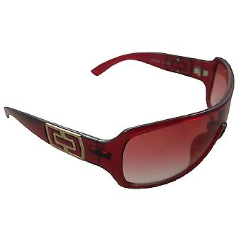 EyeWear Red Sunglasses UV Protection Summer Sun Bright Snow Ski Gold FREE UK