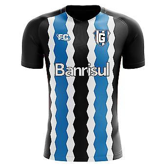 2018-2019 Gremio Fans cultuur Home Concept Shirt