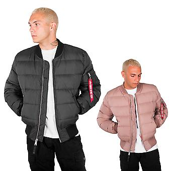 Alpha industries men's down jacket MA-1 buffer