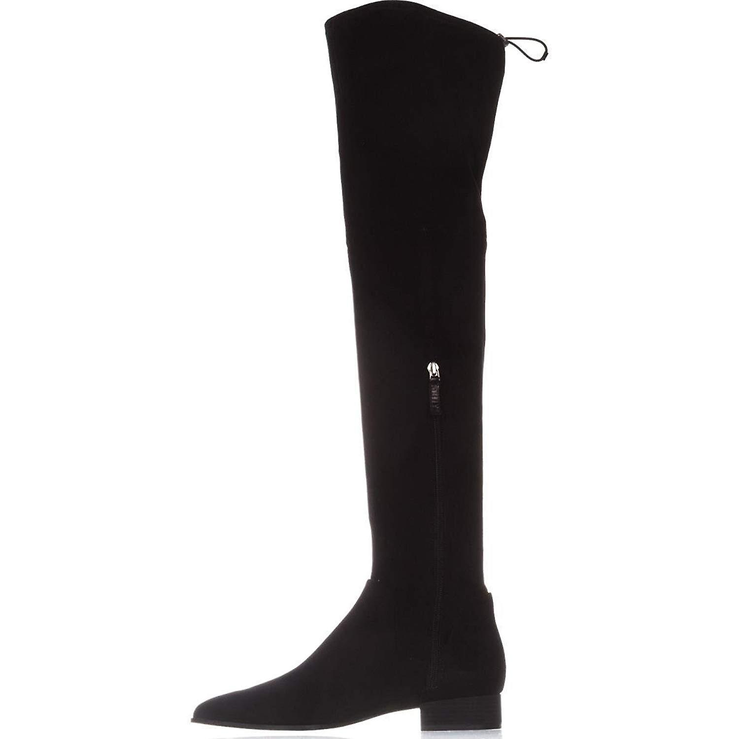 DKNY Womens Tyra Pointed Toe Over Knee Fashion Boots ulkrw