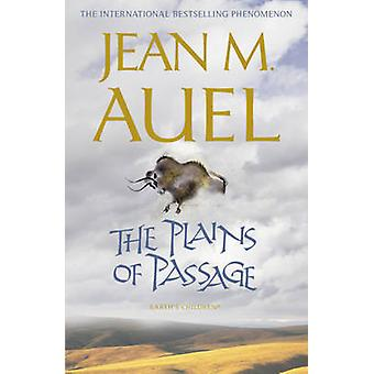 The Plains of Passage by Jean M. Auel - 9781444704372 Book
