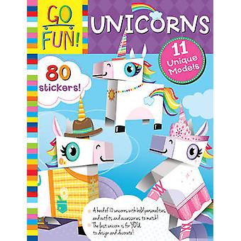 Go Fun! Unicorns by Accord Publishing - 9781449431761 Book