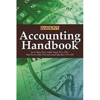 Accounting Handbook (6th Revised edition) by Joel G. Siegel - Jae K.
