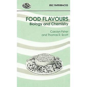 Mat smaker - biologi och kemi av Carolyn Fisher - Thomas R. Sc