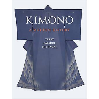 Kimono - een moderne geschiedenis door Terry Satsuki Milhaupt - 9781780232782 Bo